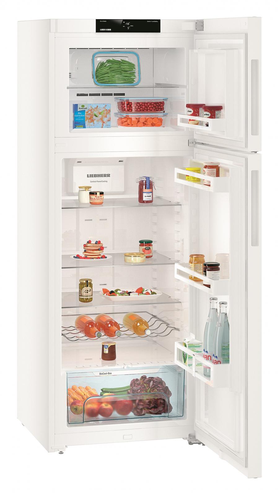 купить Двухкамерный холодильник Liebherr CTN 5215 Украина фото 8