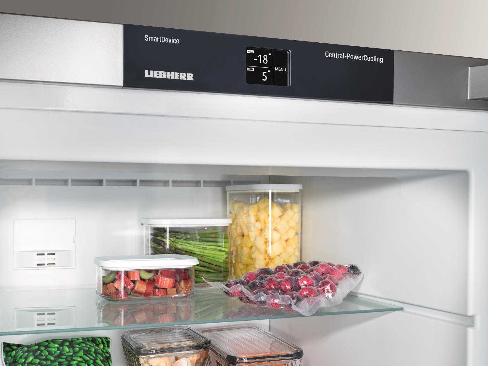 купить Двухкамерный холодильник Liebherr CTNef 5215 Украина фото 14