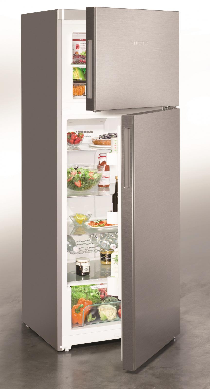 купить Двухкамерный холодильник Liebherr CTNef 5215 Украина фото 8