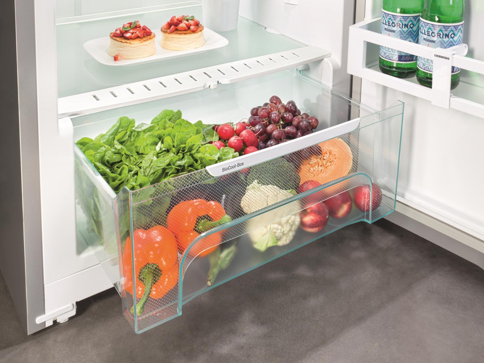 купить Двухкамерный холодильник Liebherr CTNef 5215 Украина фото 15