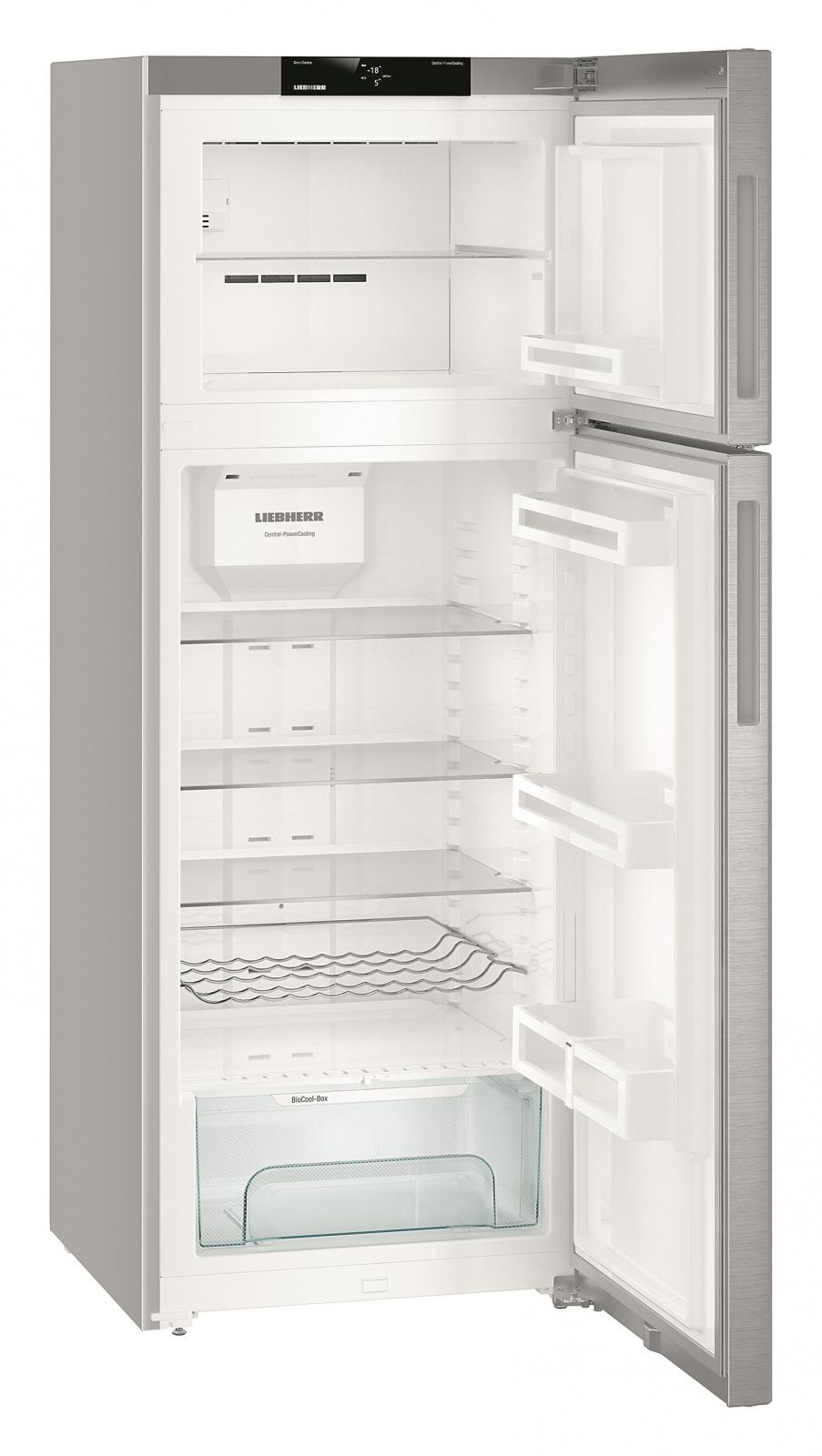 купить Двухкамерный холодильник Liebherr CTNef 5215 Украина фото 5