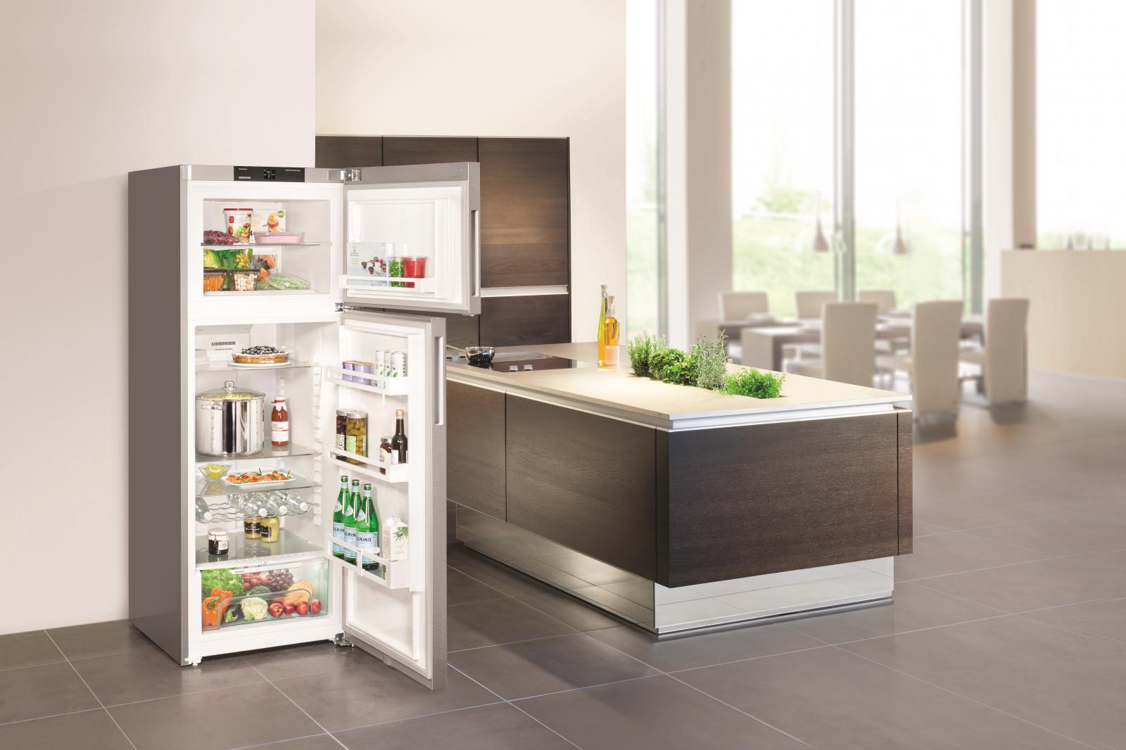 купить Двухкамерный холодильник Liebherr CTNef 5215 Украина фото 7
