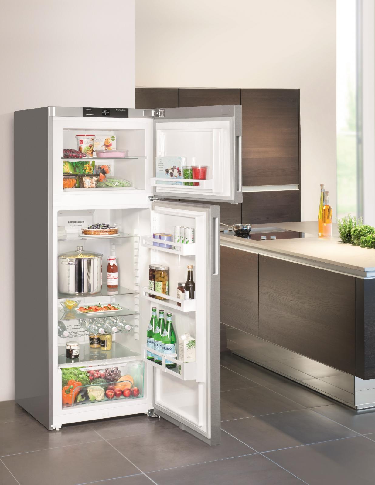 купить Двухкамерный холодильник Liebherr CTNef 5215 Украина фото 6