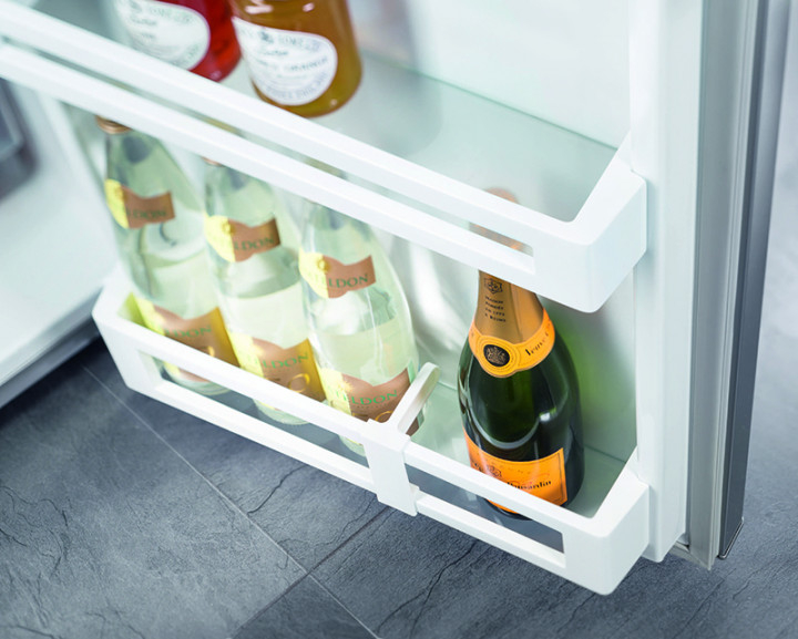 купить Двухкамерный холодильник Liebherr CTP 2121 Украина фото 4