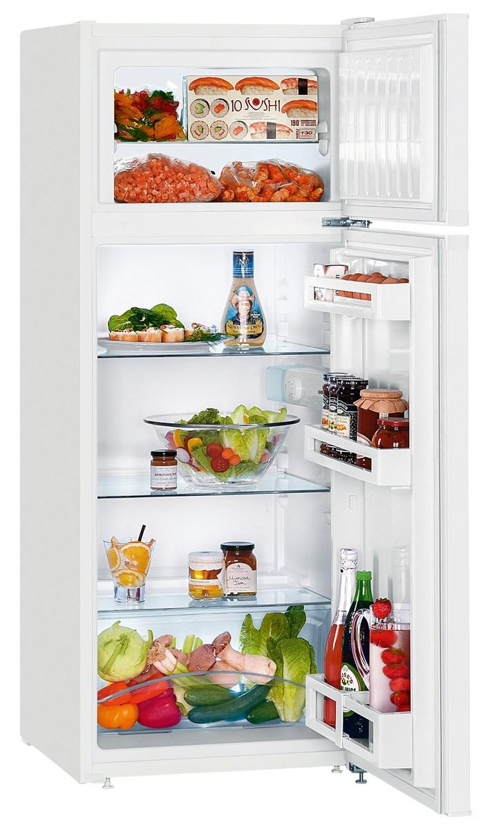 купить Двухкамерный холодильник Liebherr CTP 2521 Украина фото 0