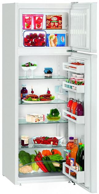 купить Двухкамерный холодильник Liebherr CTP 2921 Украина фото 0