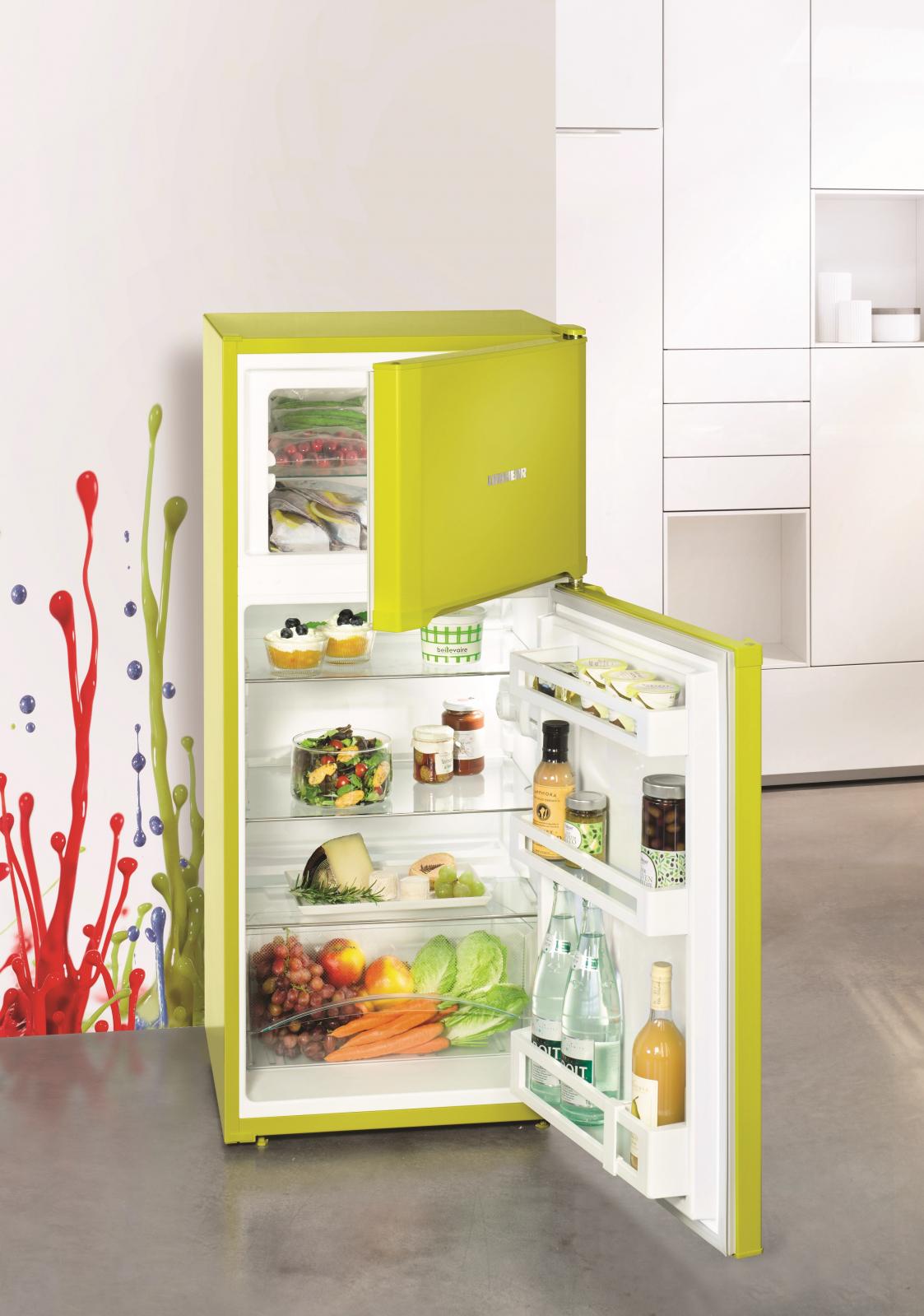 купить Двухкамерный холодильник Liebherr CTPag 2121 Украина фото 4