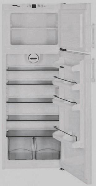 купить Двухкамерный холодильник Liebherr CTPesf 2913 Украина фото 1