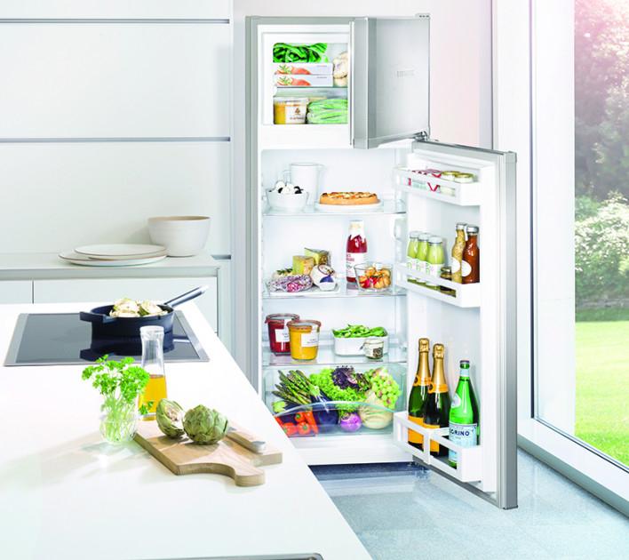 купить Двухкамерный холодильник Liebherr CTPsl 2521 Украина фото 5