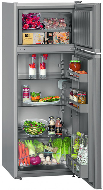 купить Двухкамерный холодильник Liebherr CTPsl 2541 Украина фото 0
