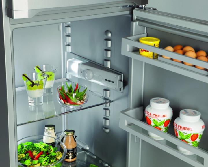 купить Двухкамерный холодильник Liebherr CTPsl 2541 Украина фото 4