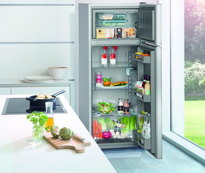купить Двухкамерный холодильник Liebherr CTPsl 2541 Украина фото 5