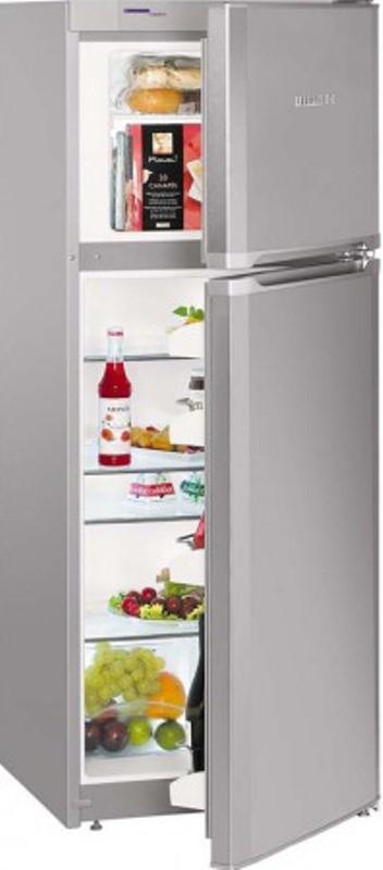 купить Двухкамерный холодильник Liebherr CTesf 2441 Украина фото 1