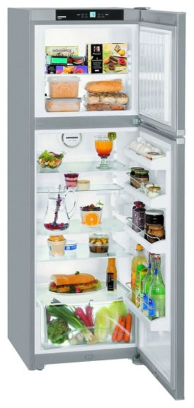 купить Двухкамерный холодильник Liebherr CTesf 3306 Украина фото 0