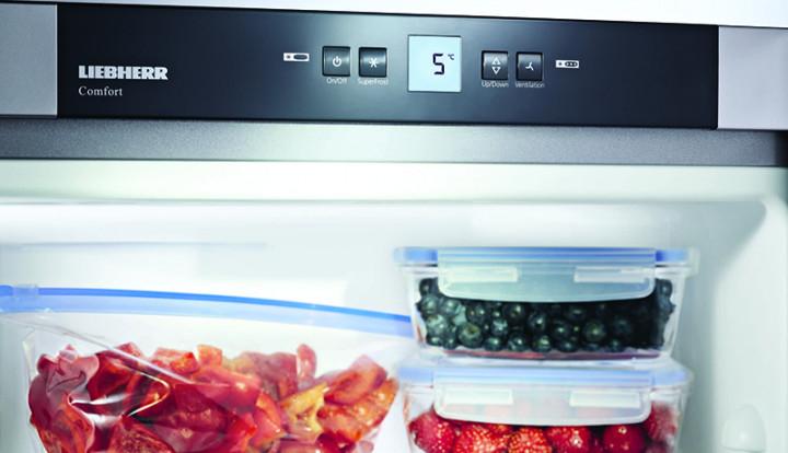 купить Двухкамерный холодильник Liebherr CTsl 3306 Украина фото 4