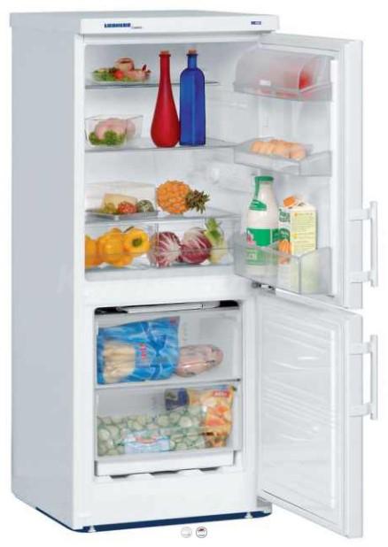 купить Двухкамерный холодильник Liebherr CU 2221 Украина фото 0