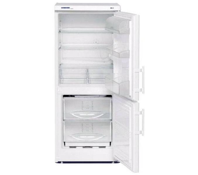 купить Двухкамерный холодильник Liebherr CU 2221 Украина фото 1