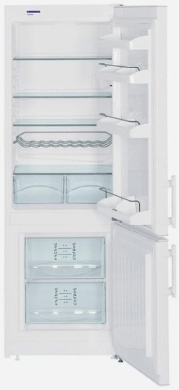 купить Двухкамерный холодильник Liebherr CU 2721 Украина фото 0