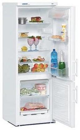 купить Двухкамерный холодильник Liebherr CU 2721 Украина фото 1
