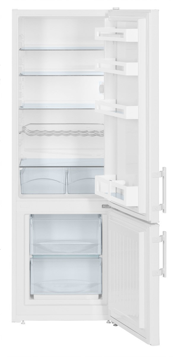купить Двухкамерный холодильник Liebherr CU 2811 Украина фото 3