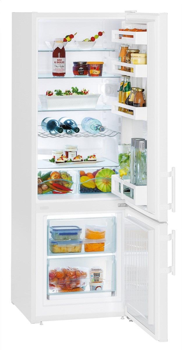 купить Двухкамерный холодильник Liebherr CU 2811 Украина фото 0