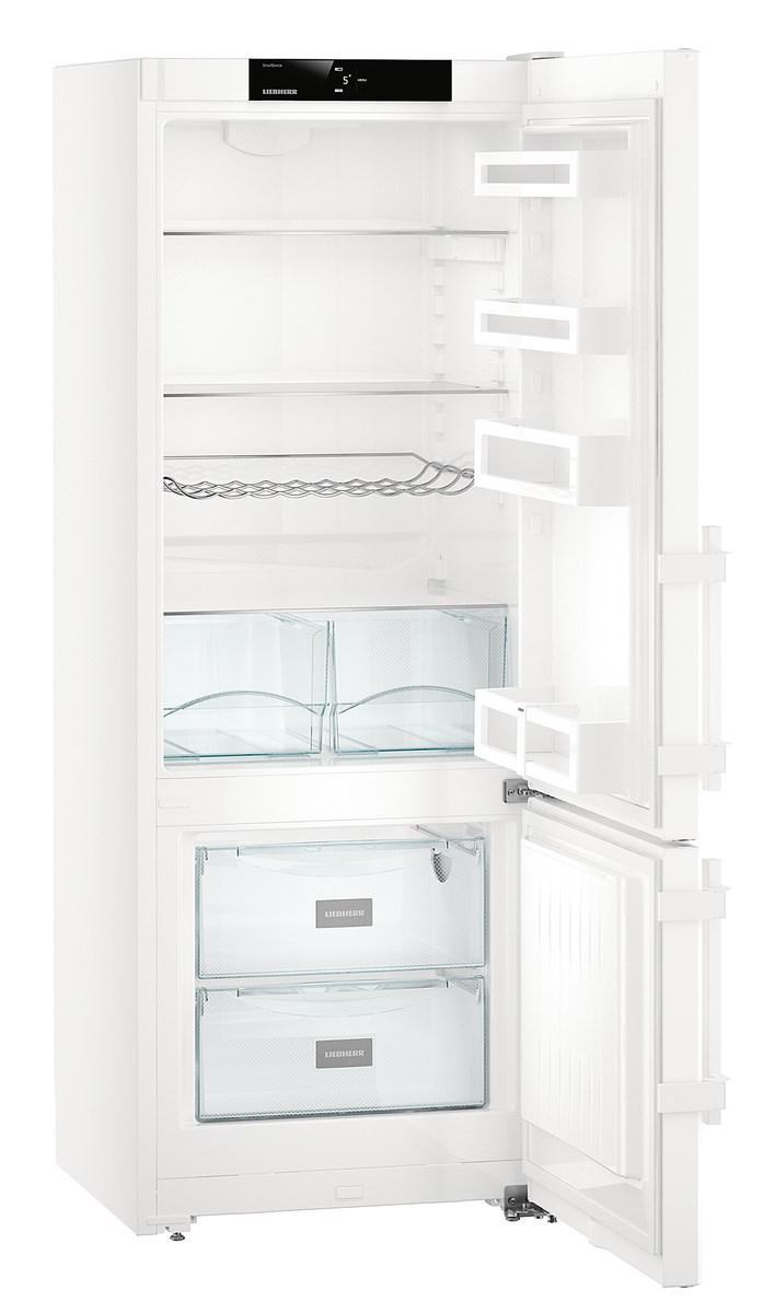 купить Двухкамерный холодильник Liebherr CU 2915 Украина фото 3