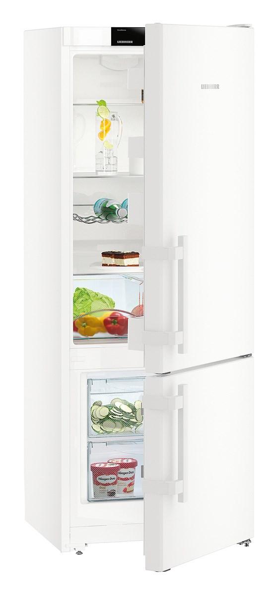 купить Двухкамерный холодильник Liebherr CU 2915 Украина фото 1