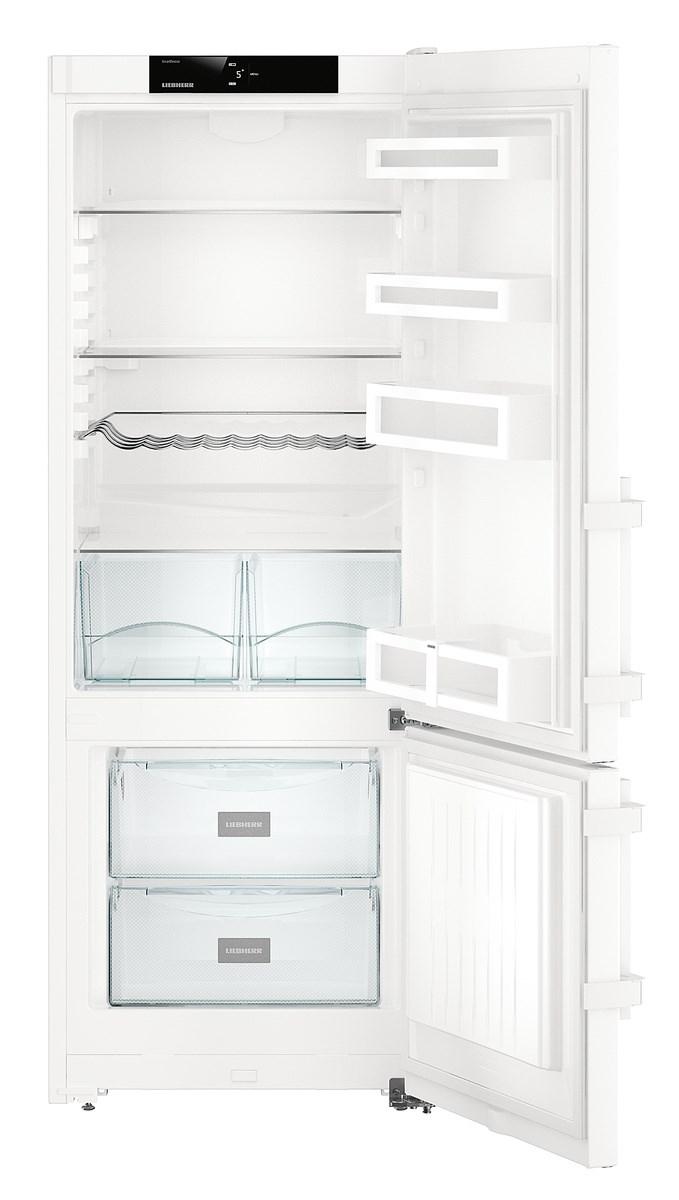 купить Двухкамерный холодильник Liebherr CU 2915 Украина фото 4