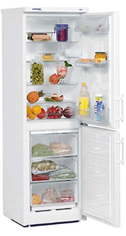 купить Двухкамерный холодильник Liebherr CU 3021 Украина фото 0