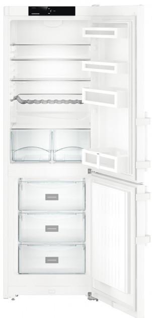купить Двухкамерный холодильник Liebherr CU 3515 Украина фото 3