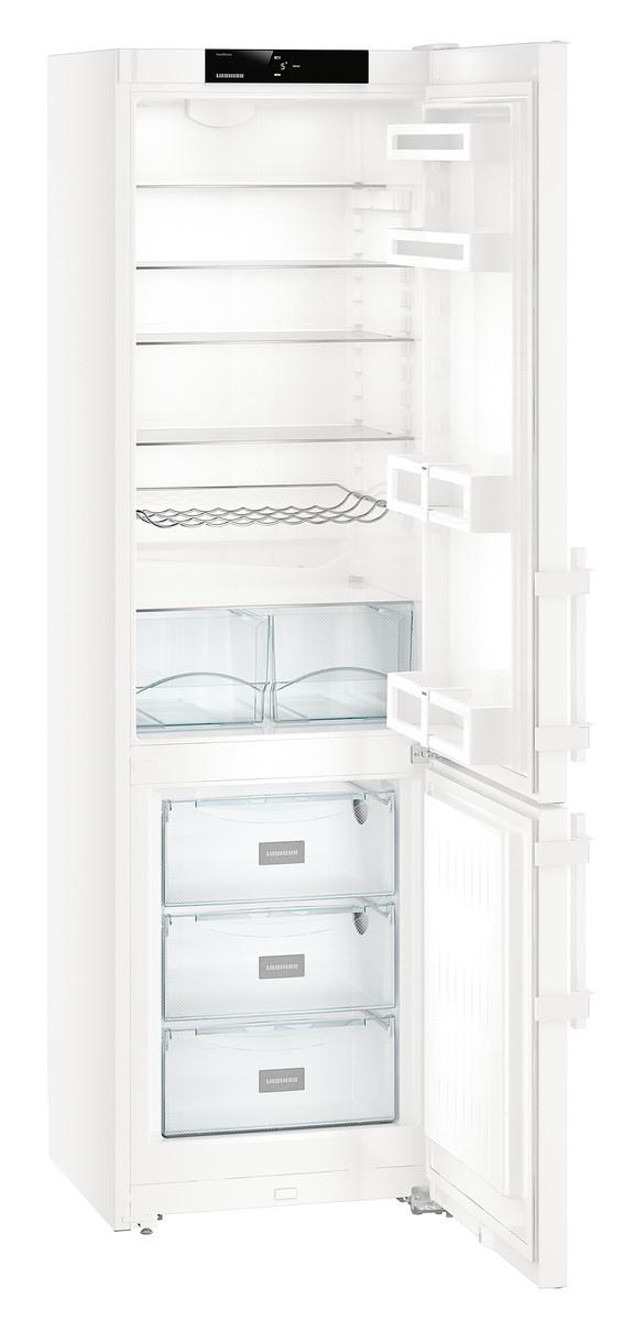 купить Двухкамерный холодильник Liebherr CU 4015 Украина фото 4