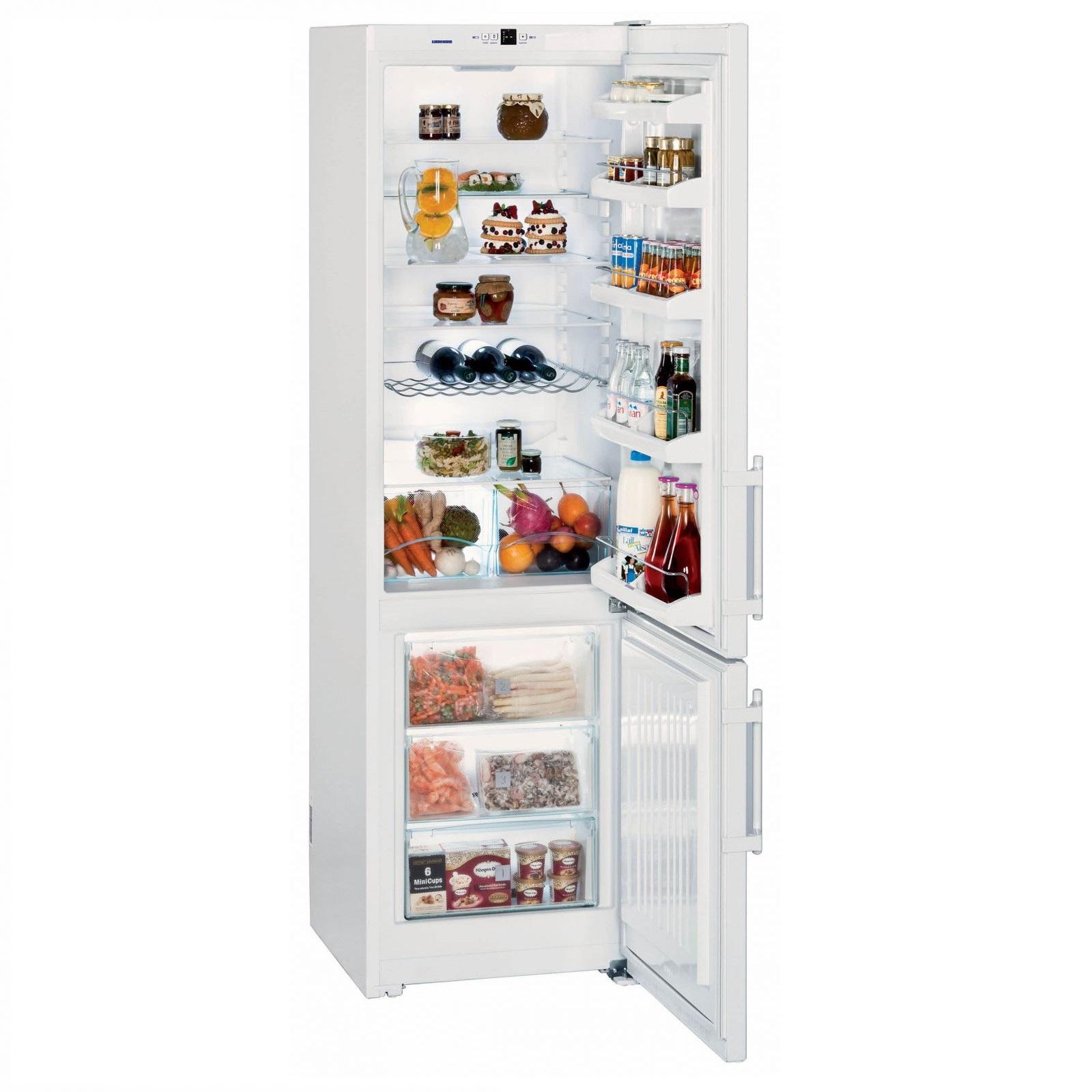 купить Двухкамерный холодильник Liebherr CU 4023 Украина фото 0
