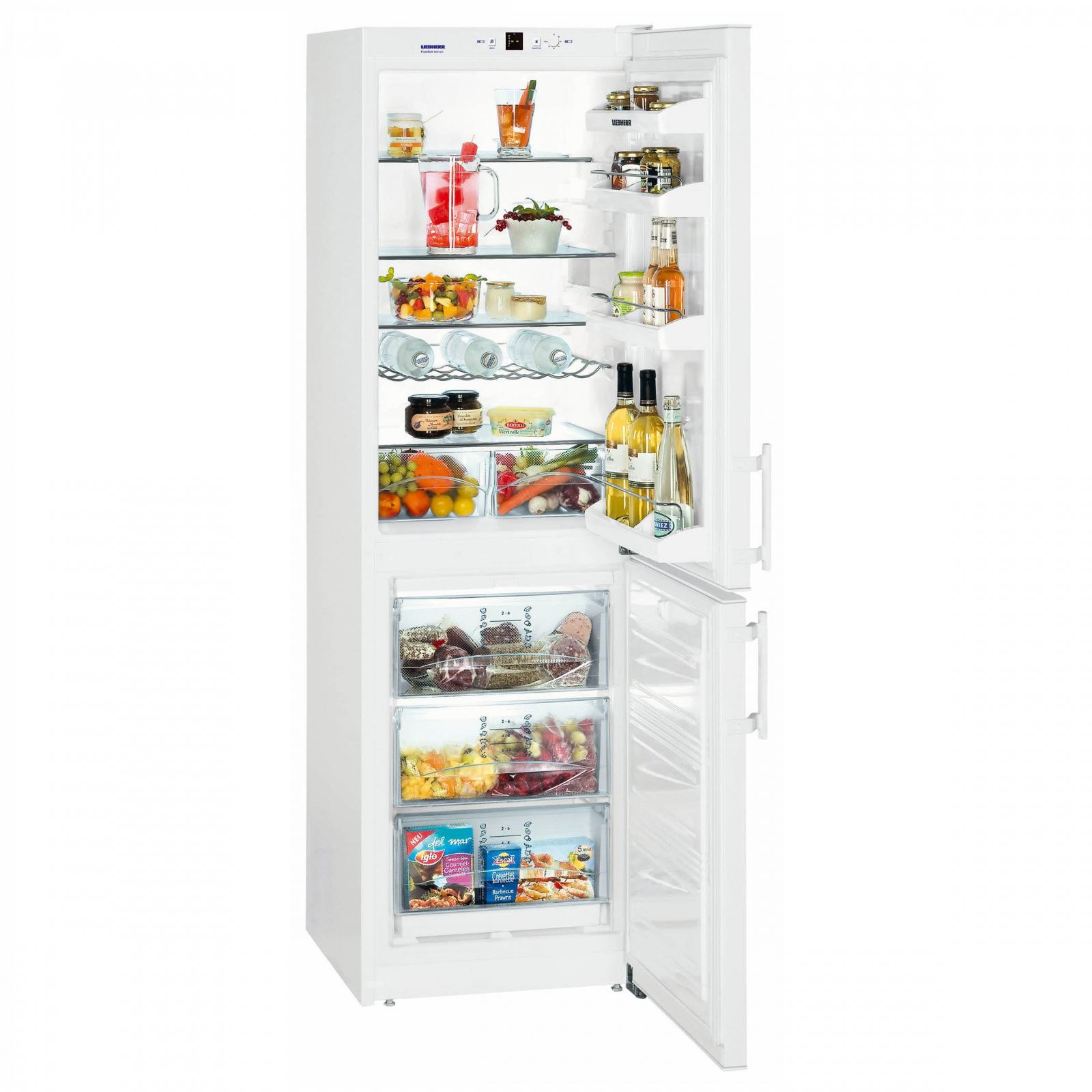 купить Двухкамерный холодильник Liebherr CUN 3033 Украина фото 0