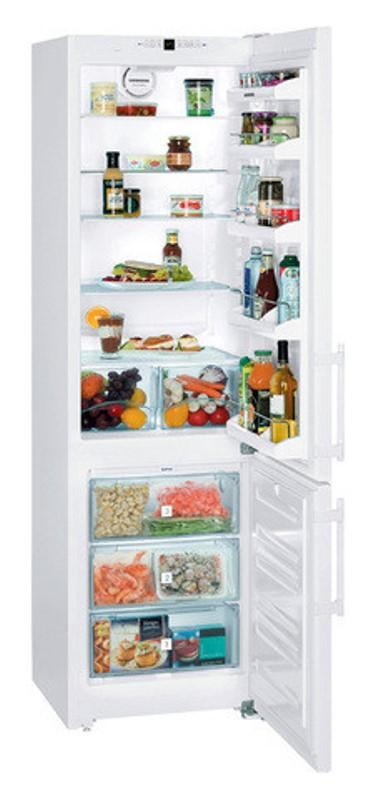 купить Двухкамерный холодильник Liebherr CUN 4013 Украина фото 2