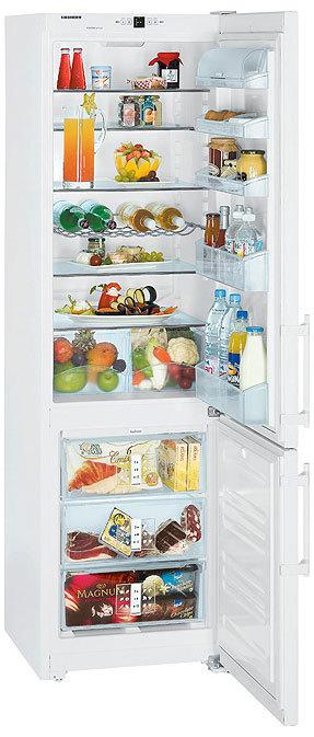 купить Двухкамерный холодильник Liebherr CUN 4013 Украина фото 1