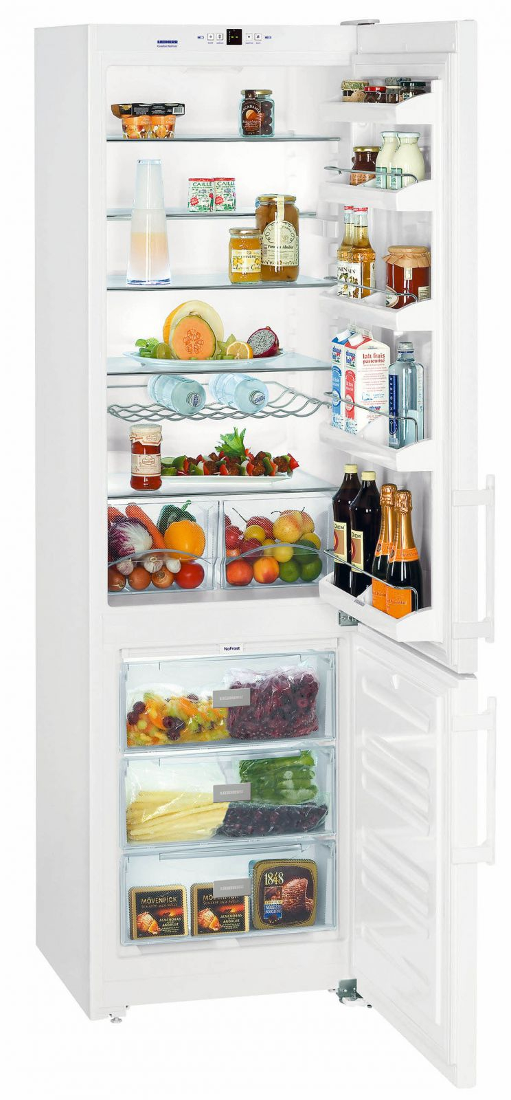 купить Двухкамерный холодильник Liebherr CUN 4023 Украина фото 0