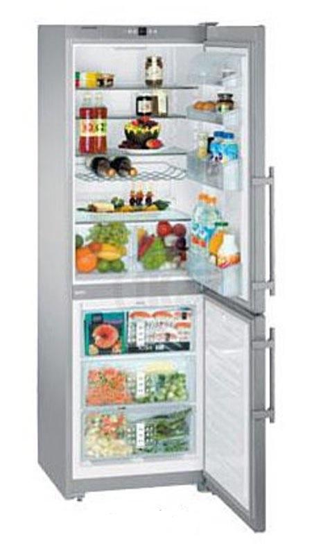 купить Двухкамерный холодильник Liebherr CUNesf 3513 Украина фото 0