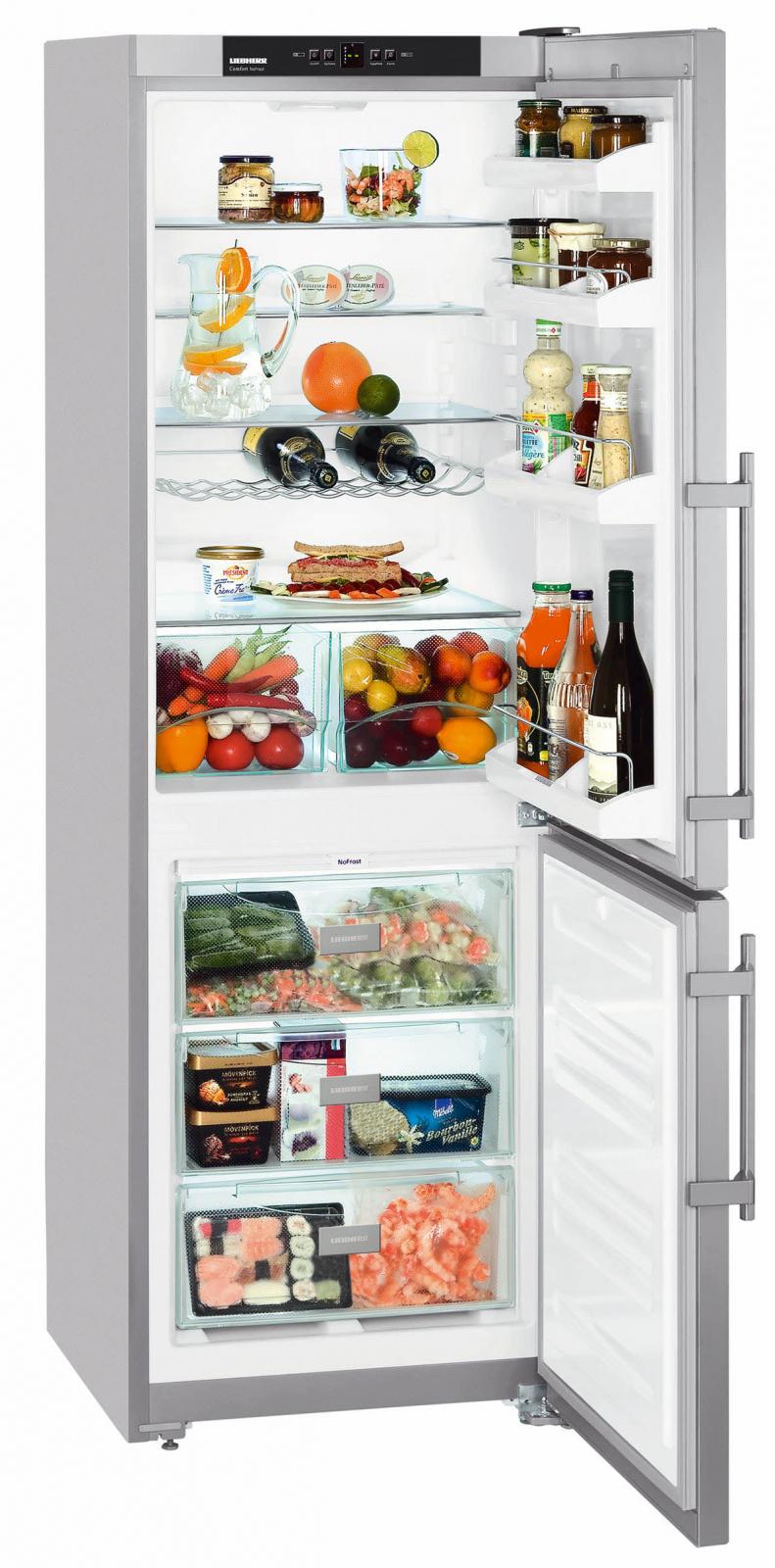 купить Двухкамерный холодильник Liebherr CUNesf 3523 Украина фото 0