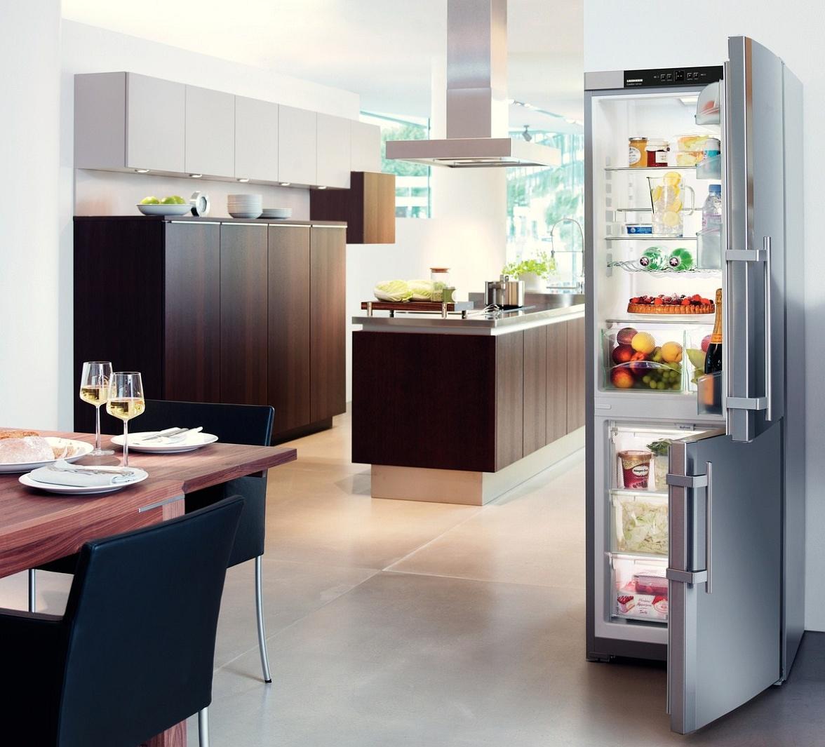 купить Двухкамерный холодильник Liebherr CUNesf 3523 Украина фото 3