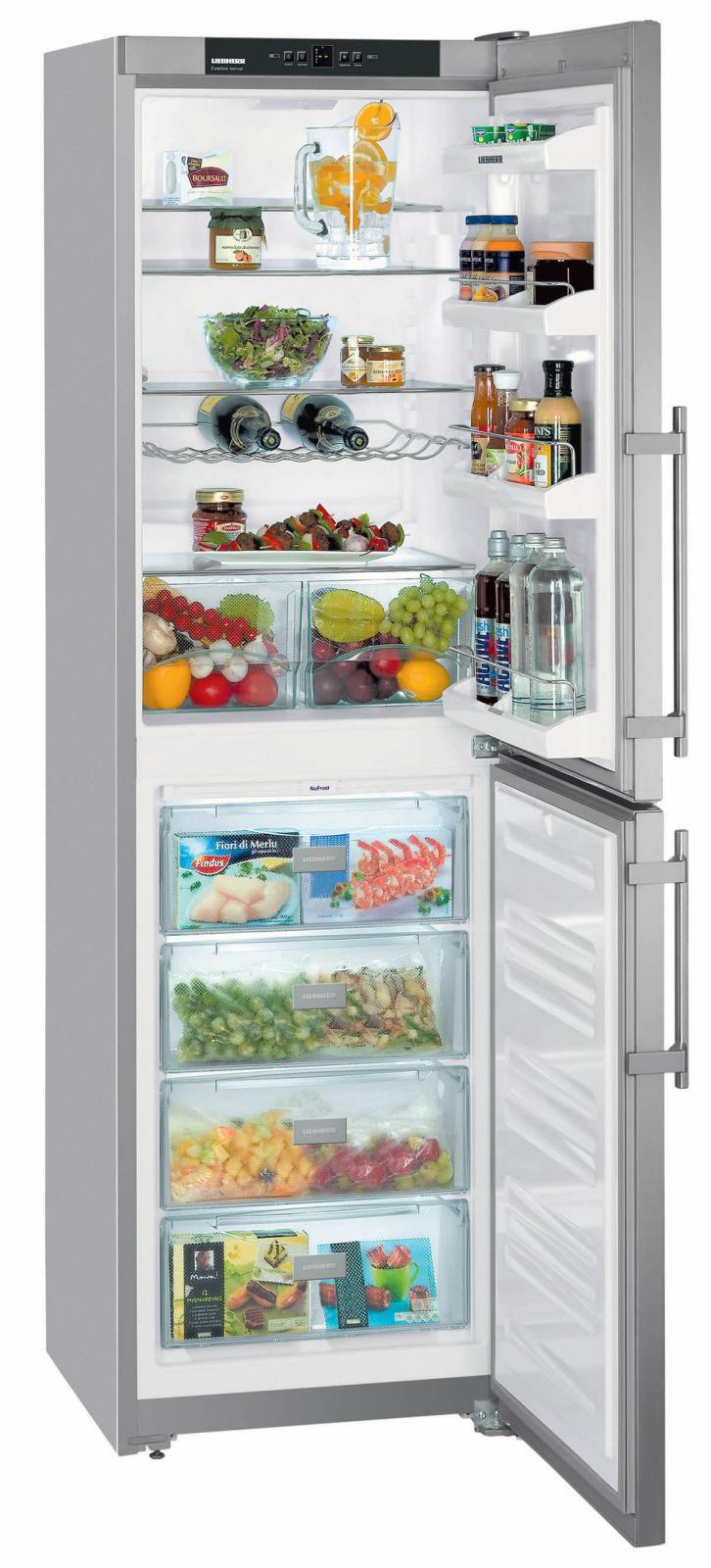 купить Двухкамерный холодильник Liebherr CUNesf 3923 Украина фото 0