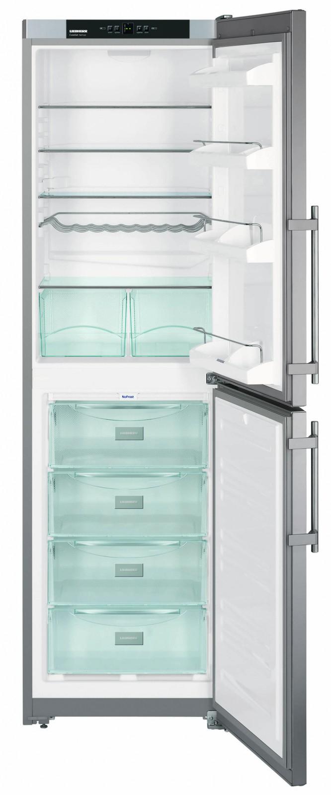 купить Двухкамерный холодильник Liebherr CUNesf 3923 Украина фото 2