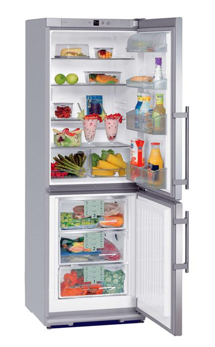 купить Двухкамерный холодильник Liebherr CUP 3553 Украина фото 0