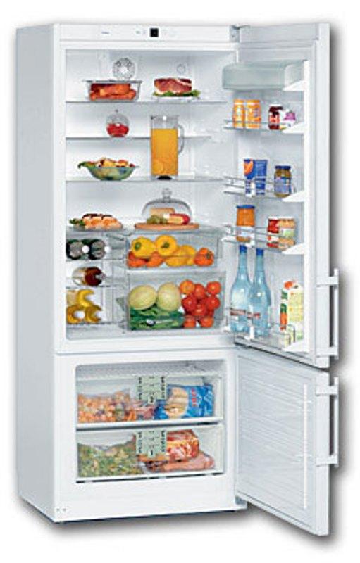 купить Двухкамерный холодильник Liebherr CUP 4653 Украина фото 0