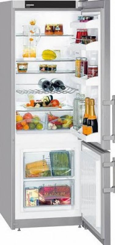 купить Двухкамерный холодильник Liebherr CUPesf 2721 Украина фото 0