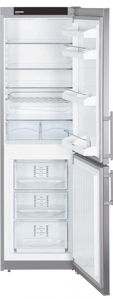 купить Двухкамерный холодильник Liebherr CUPesf 3021 Украина фото 3