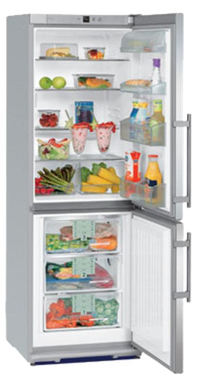 купить Двухкамерный холодильник Liebherr CUPesf 3553 Украина фото 1