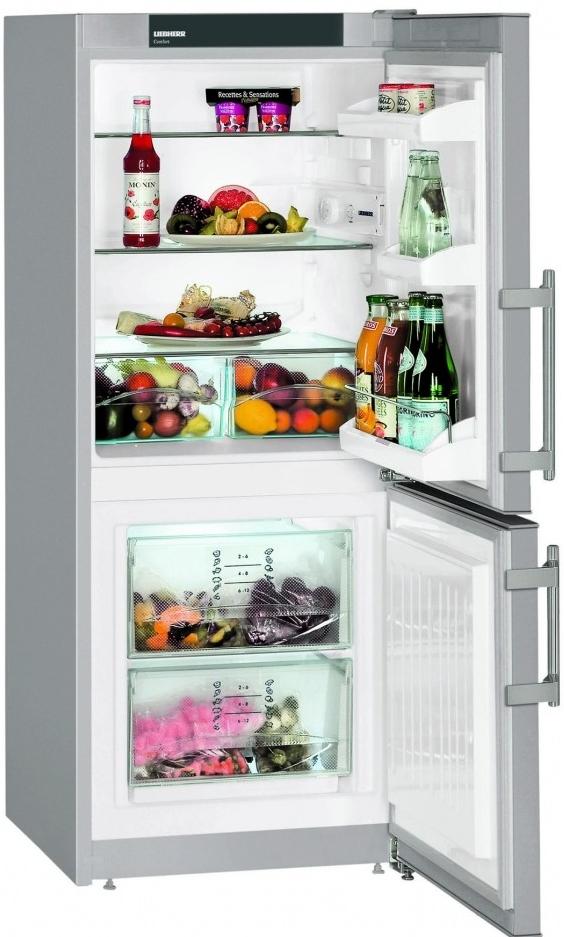 купить Двухкамерный холодильник Liebherr CUPsl 2221 Украина фото 0
