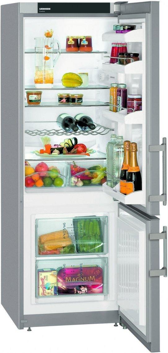 купить Двухкамерный холодильник Liebherr CUPsl 2721 Украина фото 0