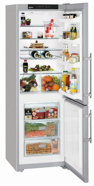 купить Двухкамерный холодильник Liebherr CUPsl 3513 Украина фото 0