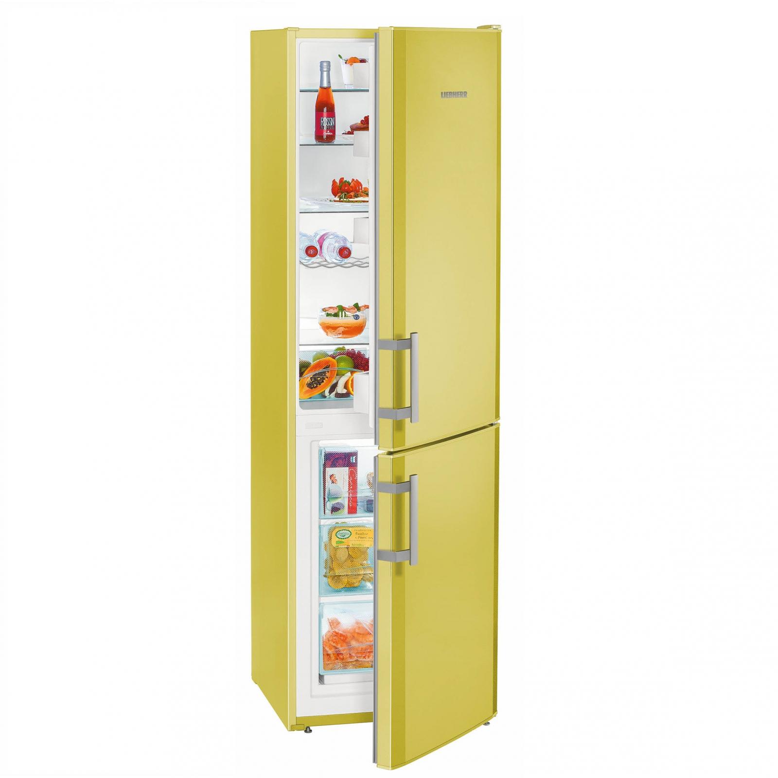 купить Двухкамерный холодильник Liebherr CUag 3311 Украина фото 2
